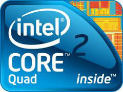 Intel Core2 Quad Q9550