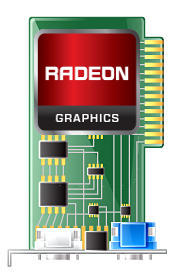 ATI Mobility Radeon HD 3870-X2 (Crossfire Disabled)
