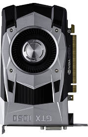 EVGA EVGA GTX 1050 Ti 4GB SC Single Fan