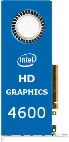 Intel HD 4600 (Desktop 1.25 GHz)