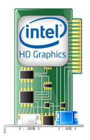 Intel HD Graphics (Clarkdale 0.733/0.9 GHz)