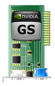 Nvidia GeForce 8800 GS